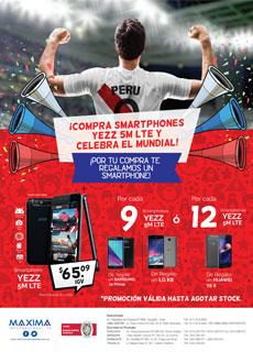 Compra Y Celebra El Mundial Desde Tu Smarphone