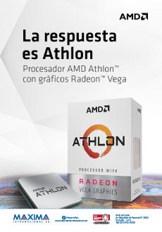La Respuesta Es Athlon De Amd