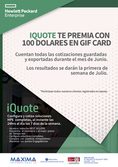 Flyer Gift Card Hpe